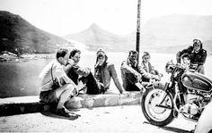 "#BMW #R Cape Town 1954  """