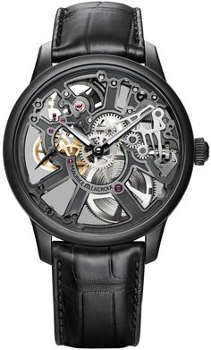 Maurice Lacroix Watch Masterpiece Skeleton Limited Edition