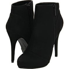 If the height of the heel is what floats your boat, this is the bootie for you. (Michael Antonio, $59)