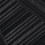 Gift Wrap - Lines - Metallic Black (as wallpaper)
