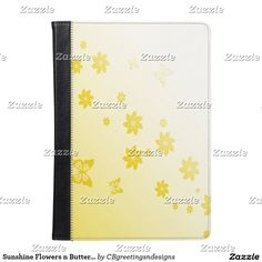 Sunshine Flowers n Butterflies