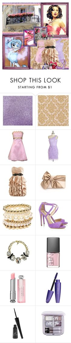 """""""It's not? It's not?! Well, why not?! What's the problem, Spot? Not good enough for you? I mean, do you even know who I am? 56 blue ribbons. 14 regional trophies. SIX-TIME NATIONAL CHAMPION!!!"""" by queenie435 ❤ liked on Polyvore featuring Michele, Arden B., ASOS, Nexus, Jerome C. Rousseau, Betsey Johnson, NARS Cosmetics, Christian Dior, COVERGIRL and e.l.f."""