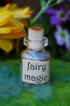 Fairy Magic party pack x 10 by enchantedbyfae on Etsy, $16.50