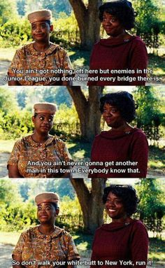 Quotes From The Movie The Help Gorgeous Favorite Quote From Book And Movie Ever3  The Wittle Things I