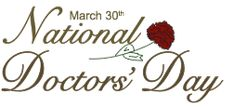 At SGF, we are so proud to celebrate National Doctor's Day on March 30th. We will have a month long recognition of our physician team.