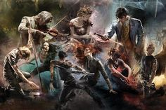 New book covers for Shadowhunter series TMI & TID