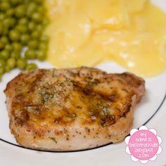 PORK!!!  Simply Pork Chops...