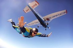 Sky Diving in Georgia | The Jumping Place Skydiving Center in Statesboro, Georgia, operates ...