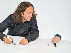 Silvan Wegmann, Karikaturist Aargauer Zeitung (2016)