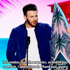 2016.07.31  Chris Evans wins the category Choice Movie Actor Sci-Fi/Fantasy at the Teen Choice Awards 2016.