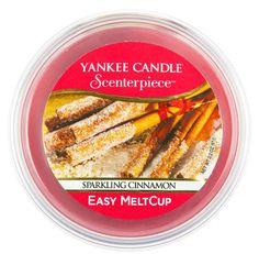 Cannelle pétillante - Easy MeltCup - Cire parfumée Yankee Candle