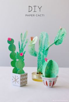 Handmade succulents four ways – Think.Make.Share. | NEW Decorating Ideas