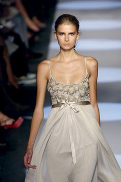 Badgley Mischka at New York Spring 2006