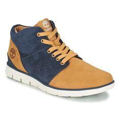 Chaussures pas cher · Baskets montantes Timberland BRADSTREET HALF CAB Blé  Nubuck prix promo Baskets Homme Spartoo 120.00 € Basket 6006e535d547