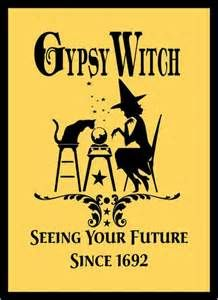 vintage fortune teller sign - Yahoo Image Search Results