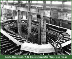 The Manhattan Project - Oak Ridge Y-12