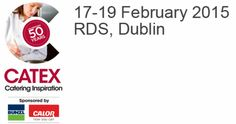 CATEX is the must-attend foodservice event. Irish Recipes, Dublin, Catering, Inspiration, Biblical Inspiration, Gastronomia, Inspirational