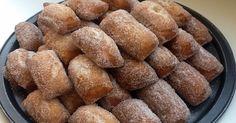 Bollines fritos que saben a roscos Beignets, Sweet Recipes, Cake Recipes, Bolivian Food, Sin Gluten, International Recipes, Deli, French Toast, Bakery