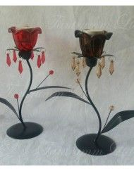 Flowers Incense, Candle Holders, Candles, Flowers, Gifts, Presents, Porta Velas, Candy, Favors