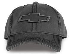 #Chevrolet #Bowtie Cap. Perfect for #holiday #gift giving and only $19.95!
