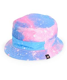 Glamour Kills Galaxy Reversible Bucket Hat  632a316cfb5