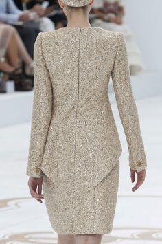 Chanel Haute Couture - fall 2014