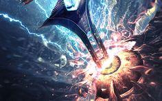 Indir duvar kağıdı 6 Soulcalibur, 4k, dövüş oyunu, 2018 oyunları, Soulcalibur
