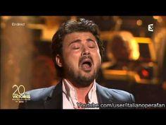 ▶ Vittorio Grigolo - Donizetti - L'Elisir d'Amore - Bordeaux - 2013 - YouTube
