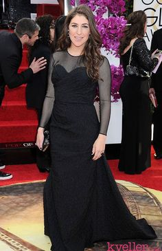 Mayim Bialik: The Emmy Awards Are Coming & I Need a Dress!