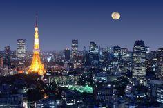 Vol aller-retour: Montréal - Tokyo pour $1074! #yulair #voyage