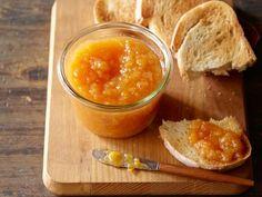 5-Ingredient Peach Jam