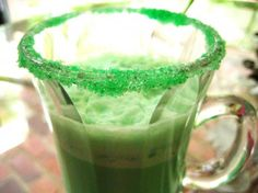 "Shamrock Shake: ""Made these for our family game night celebrating St. Patrick's Day -- huge hit!"" -Sonya #3"