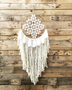 dream catcher NEIGE
