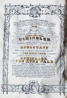 Auszug aus der Adelsurkunde von 1859 Adele, Personalized Items, History, Historia