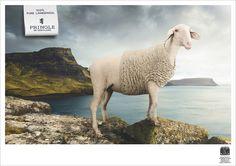Pringle of Scotland: Sea Good Advertisements, Creative Advertising, Advertising Poster, Advertising Campaign, Poster Ads, Pringle Of Scotland, Creative Posters, Print Ads, Concept