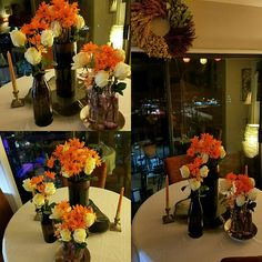 Happy Birthday Alex Floral Arrangement