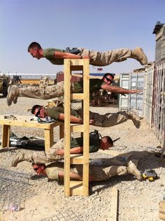 Planking (fad) - is an activity/game consisting of lying face down —sometimes in an unusual or incongruous location. Both hands must touch the sides of the body. Some players compete to find the most unusual and original location in which to play.