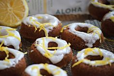 Gingerbread Protein Donuts from The Fit Fork