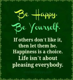 Being Happy with Yourself Quotes   uploaded to pinterest