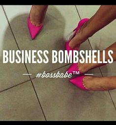Lady in business #BossBabe