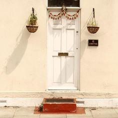 Door by ❤️🇬🇧❤️ London City, Ladder Decor, United Kingdom, 1, Europe, Doors, Instagram, Home Decor, Homemade Home Decor