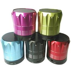 The Check out our great selection of Wireless Speakers and Shop for wireless speakers at good price. These types of speaker systems are great if you want wireless audio at home.Visit here:http://www.iwantcustomgift.com/speakers/