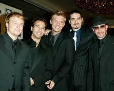 Los Backstreet Boys tendrán su estrella en Hollywood!! ♥