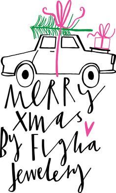 Merry X Mas by FIGLIA jewelery
