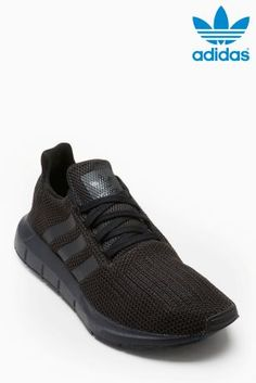 4ba887540 Buy adidas Originals Swift Run from the Next UK online shop. Mens adidas  Originals Swift Run - Black