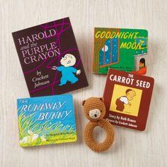 Baby Book Gift Set (Medium)  | LandOfNod