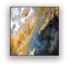 Abstract Art Paintings 336503403408828122 - Extra grande peinture sur toile peinture abstraite grand Art image 2 Source by laurencecorchia Modern Oil Painting, Large Painting, Oil Painting On Canvas, Oil Paintings, Acrylic Paintings, Oil Painting Texture, Modern Paintings, Moon Painting, Portrait Paintings