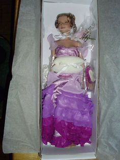 """Harry Potter Tonner """"Hermione Granger at The Yule Ball"""" Doll Figure 