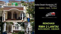 #Renovasi rumah#kota wisata cibubur# Mansions, House Styles, Youtube, Home Decor, Decoration Home, Manor Houses, Room Decor, Villas, Mansion