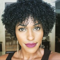 Healthy looking Queen Maegan ~ Queen Of Kinks, Curls & Coils™ (Neno Natural) - Neno Natural ~ We Grow Big, Beautiful Afros! 3c Hair, Coily Hair, I Heart Hair, Curly Hair Styles, Natural Hair Styles, Twa Hairstyles, African American Hairstyles, Hair 2018, Natural Hair Journey
